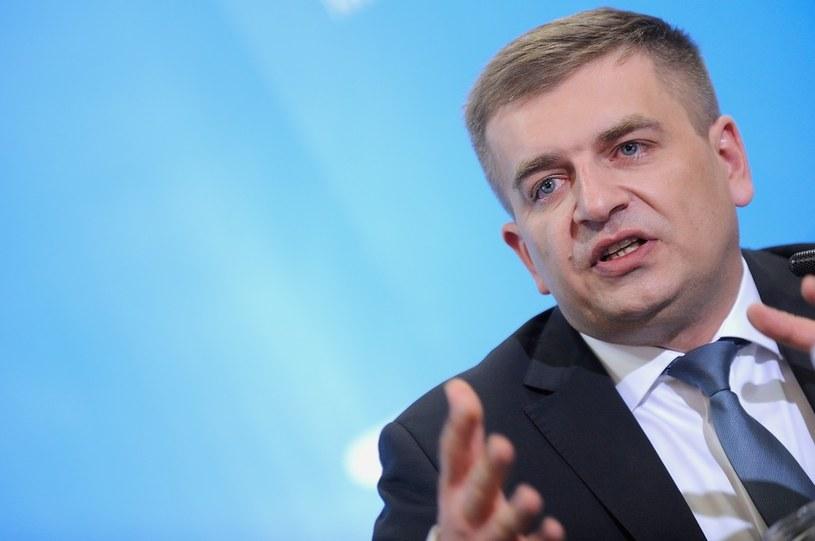 Minister Zdrowia Bartosz Arłukowicz /Michal WARGIN /East News