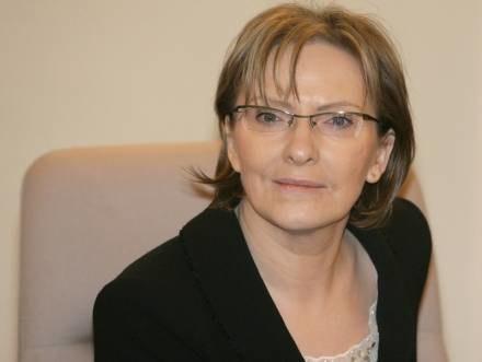 Minister zdrowia Ewa Kopacz / fot. P. Bławicki /Agencja SE/East News