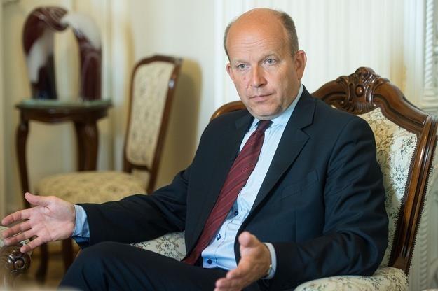 Minister zdrowia Konstanty Radziwiłł. Fot. Zbyszek Kaczmarek /Reporter