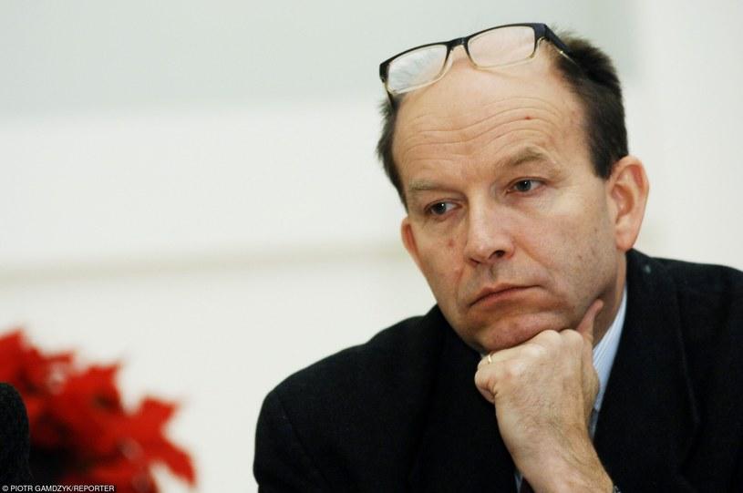 Minister zdrowia Konstanty Radziwiłł /Piotr Gamdzyk /Reporter