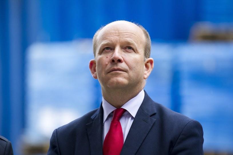 Minister zdrowia Konstanty Radziwiłł /Wojciech Stróżyk /Reporter