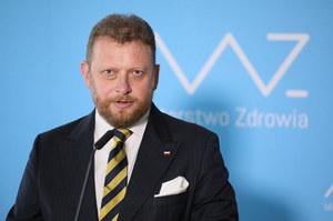Minister zdrowia Łukasz Szumowski rezygnuje
