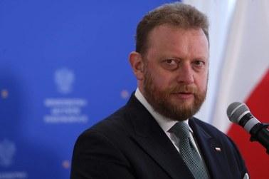 Minister zdrowia Łukasz Szumowski: Rozważamy wprowadzenie rejestracji wesel