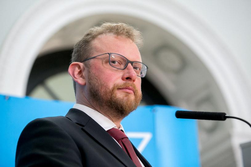 Minister zdrowia Łukasz Szumowski /Piotr Molecki /East News
