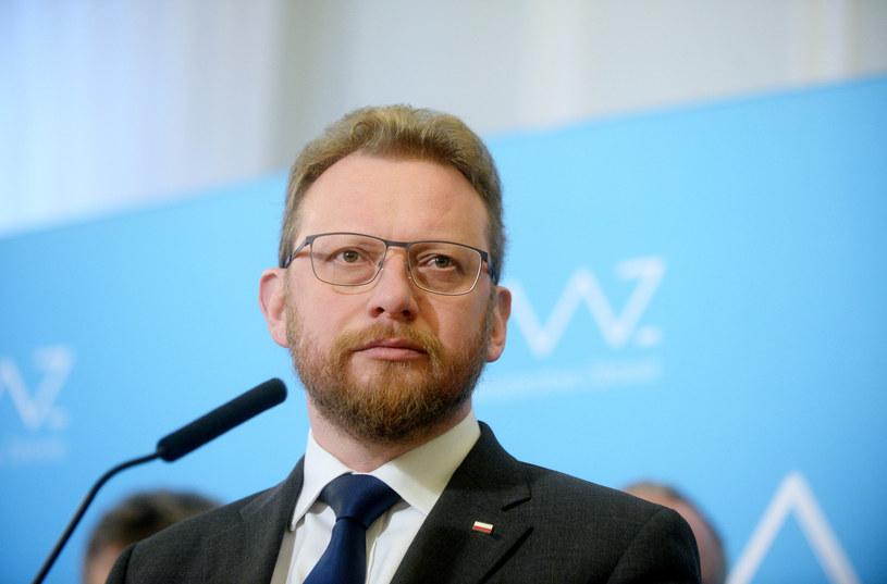 Minister zdrowia Łukasz Szumowski /Jan Bielecki /East News