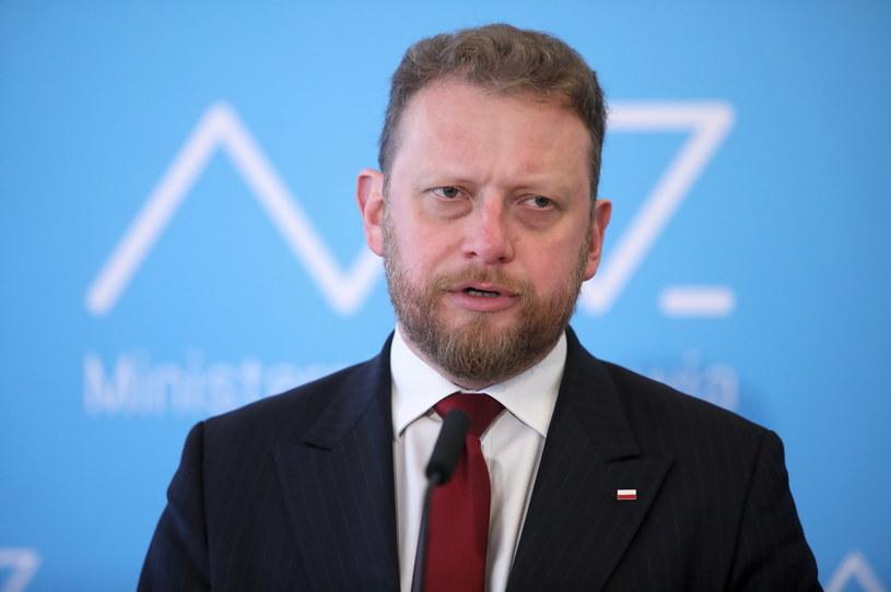 Minister zdrowia Łukasz Szumowski / PAP/Leszek Szymański /PAP