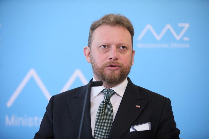 Minister zdrowia Łukasz Szumowski / Leszek Szymański    /PAP