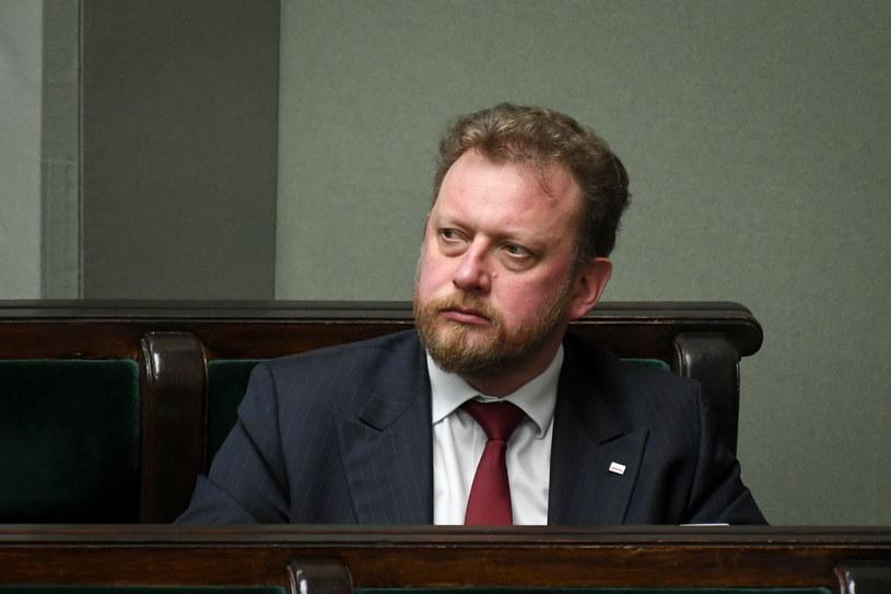 Minister zdrowia Łukasz Szumowski /Jacek Dominski/REPORTER /Reporter
