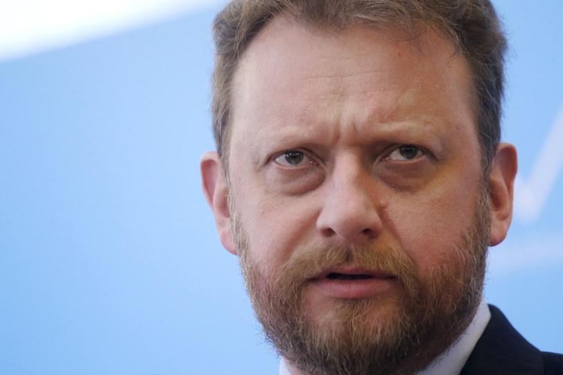 Minister zdrowia Łukasz Szumowski / ADAM JANKOWSKI / POLSKA PRESS /Getty Images