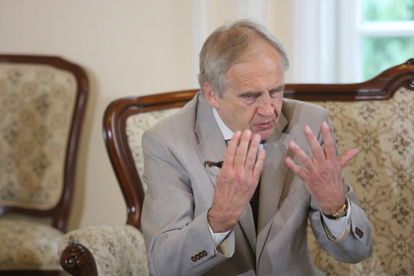 Minister zdrowia Marian Zembala /Leszek Szymański /PAP