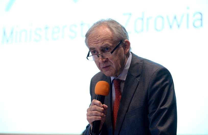 Minister zdrowia Marian Zembala /Bartłomiej Zborowski /PAP