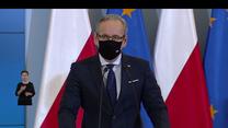 Minister zdrowia o kolejnych obostrzeniach (Polsat News)
