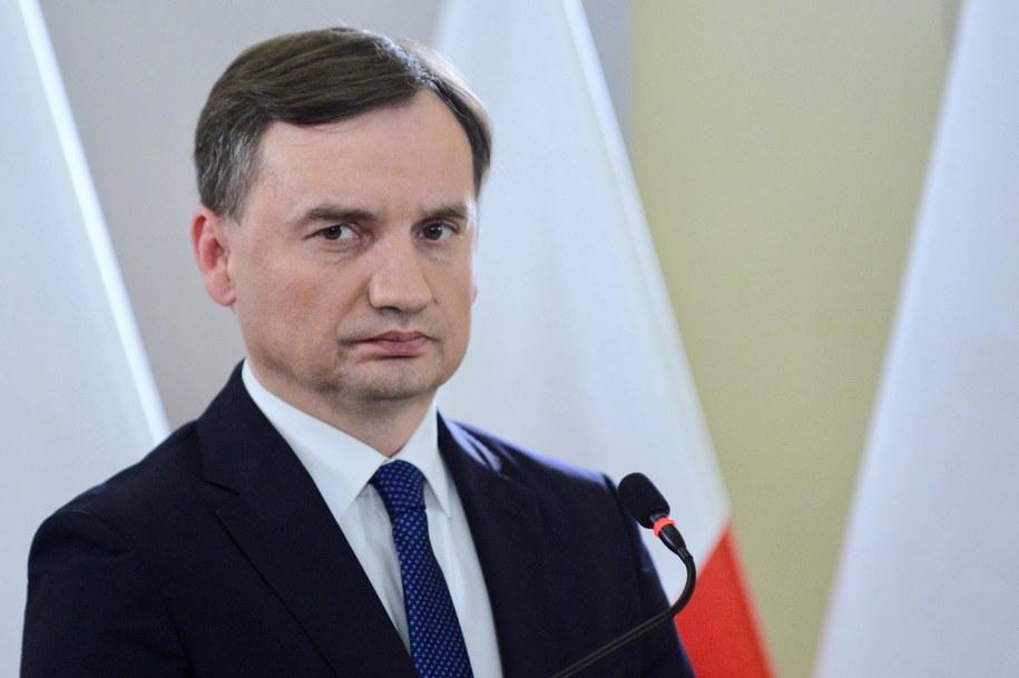 """Minister Ziobro stwierdził, że """"morderca, stanie przed polskim sądem i usłyszy wyrok"""" / Jakub Kamiński    /PAP"""