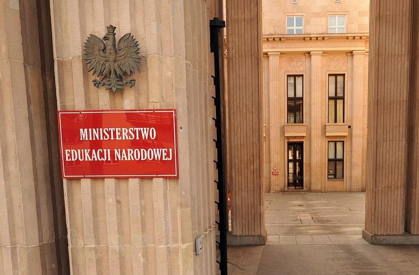 Ministerstwo Edukacji Narodowej (MEN) /Lech Gawuc /Reporter