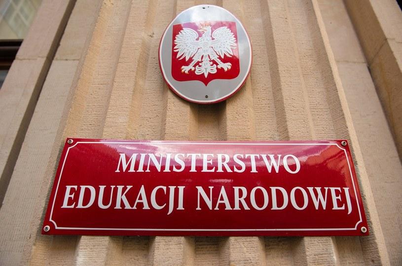 Ministerstwo Edukacji Narodowej; Zdj. ilustracyjne /Bartosz Krupa /East News