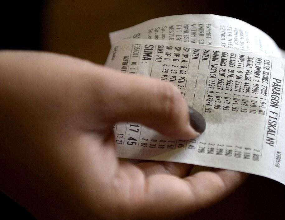 Ministerstwo Finansów postanowiło przedłużyć loterię paragonową /Darek Delmanowicz /PAP