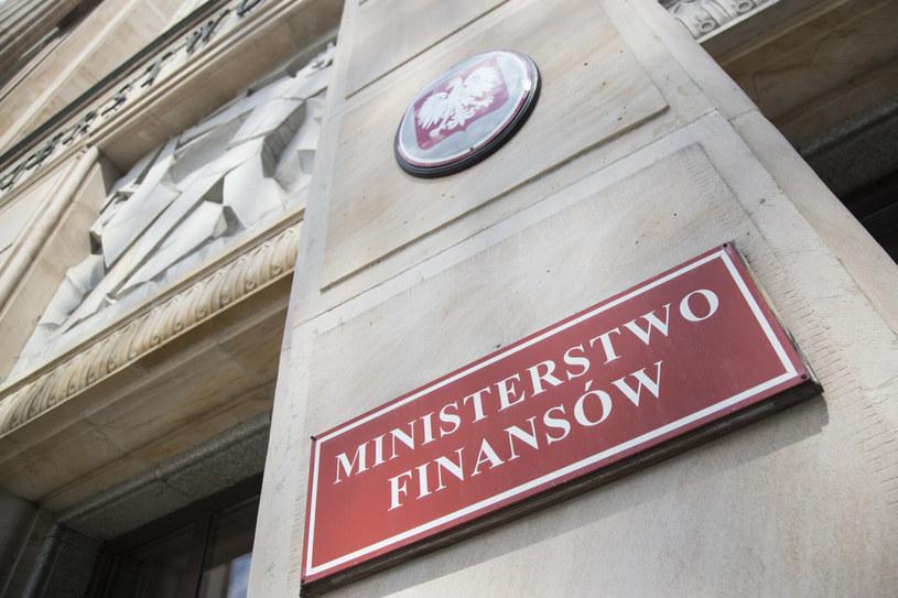 Ministerstwo Finansów /Maciej Łuczniewski /Reporter