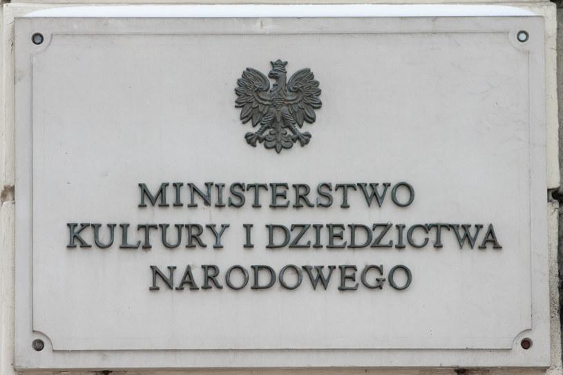 Ministerstwo Kultury i Dziedzictwa Narodowego /Krystian Maj /Agencja FORUM