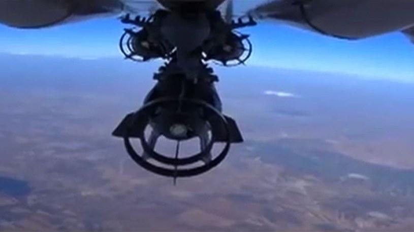 Ministerstwo obrony Rosji wstrzymuje naloty w Syrii /AFP