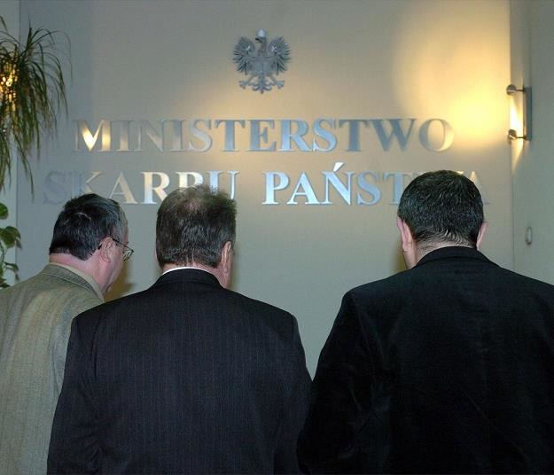 Ministerstwo Skarbu Państwa. Fot. Witold Rozbicki /Reporter