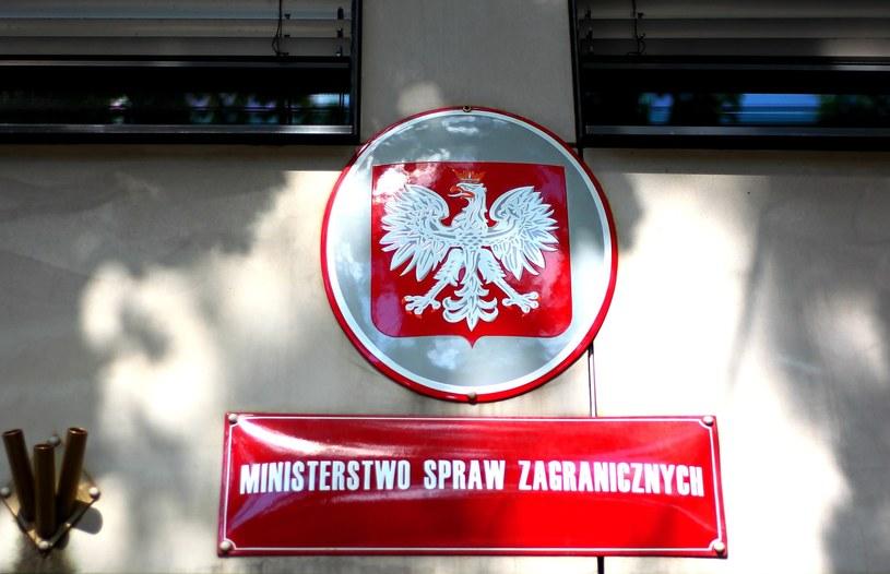 Ministerstwo Spraw Zagranicznych, zdj. ilustracyjne /Stanisław Kowalczuk /East News