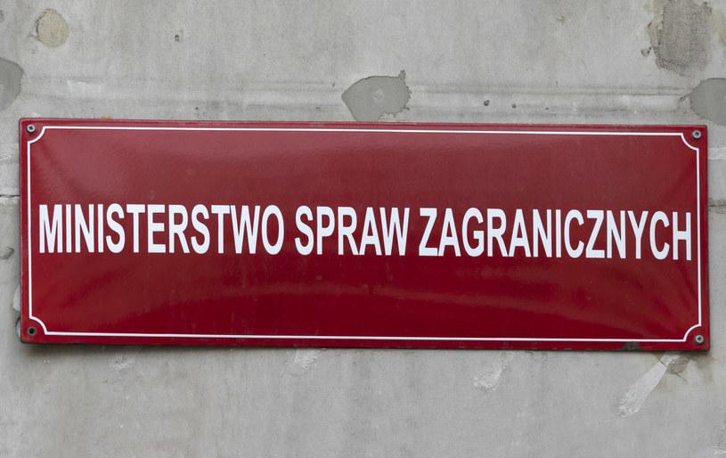 Ministerstwo Spraw Zagranicznych, zdj. ilustracyjne /Arkadiusz Ziółek /East News