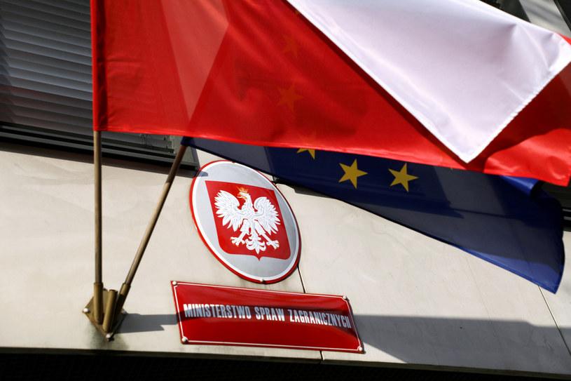 Ministerstwo Spraw Zagranicznych /Jakub Kaminskii /East News