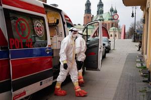 Ministerstwo Zdrowia: Kolejne przypadki zakażenia koronawirusem