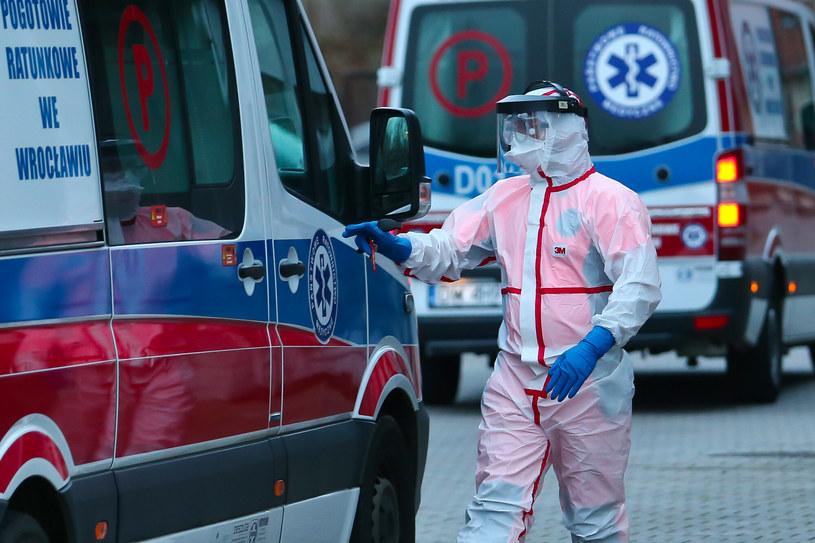 Ministerstwo Zdrowia opublikowało najnowsze dane dotyczące epidemii w kraju /PAWEL RELIKOWSKI / POLSKA PRESS /East News