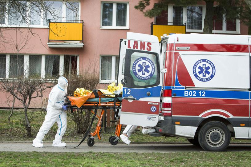 Ministerstwo Zdrowia podało najnowsze informacje /Marek Maliszewski  /Reporter