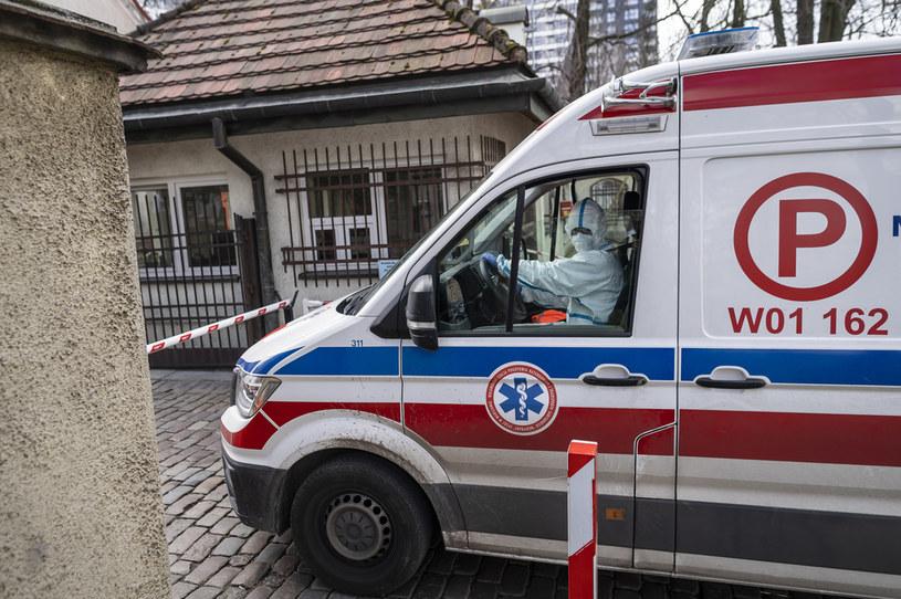 Ministerstwo Zdrowia podało najnowszy bilans koronawirusa w Polsce /AFP