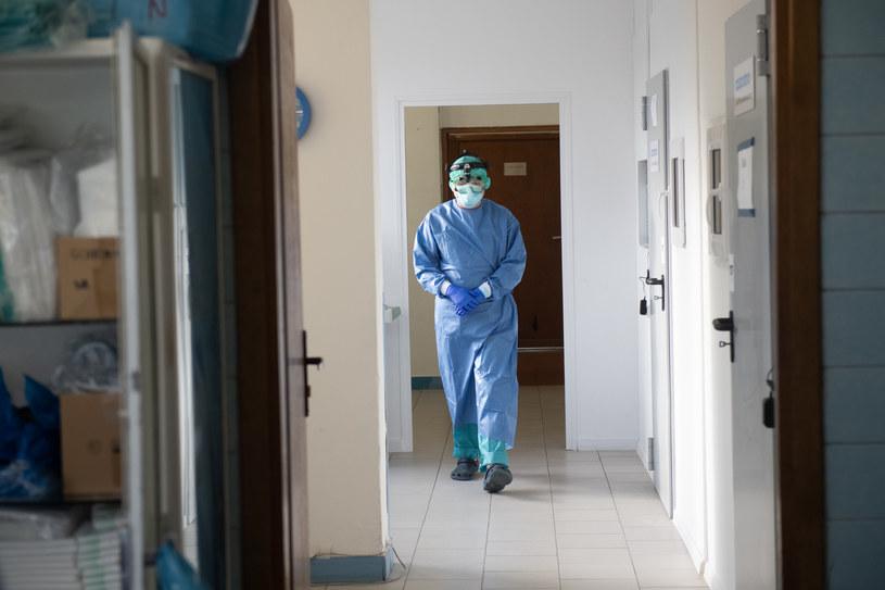 Ministerstwo Zdrowia przekazało najnowsze dane dotyczące epidemii w Polsce /Filip Blazejowski /Agencja FORUM