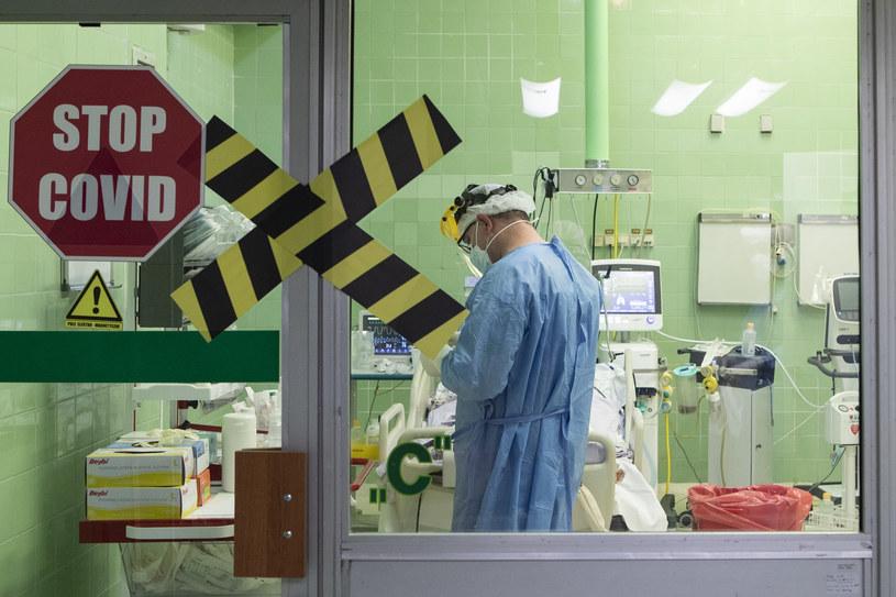 Ministerstwo Zdrowia publikuje najnowsze statystyki dotyczące pandemii /Jacek Szydlowski /Agencja FORUM