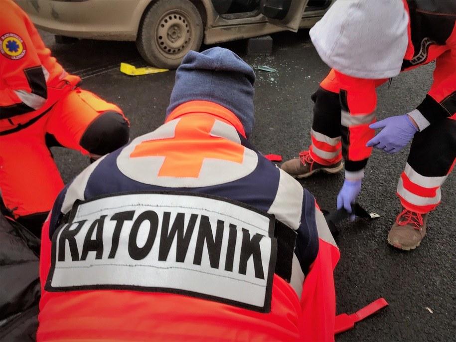 Ministerstwo Zdrowia zapowiada kolejne rozmowy z ratownikami medycznymi /Bartłomiej Paulus /RMF FM
