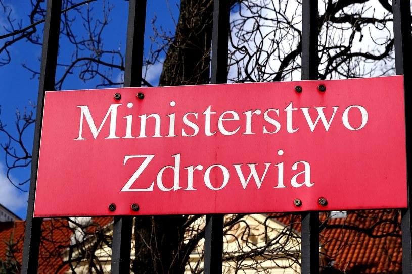 Ministerstwo Zdrowia; zdj. ilustracyjne /Wojtek Laski/East News /East News