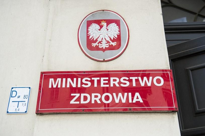 Ministerstwo Zdrowia, zdjecie ilustracyjne /Bartosz Krupa /East News