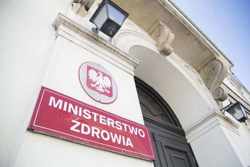 Ministerstwo Zdrowia /Maciej Łuczniewski /Reporter