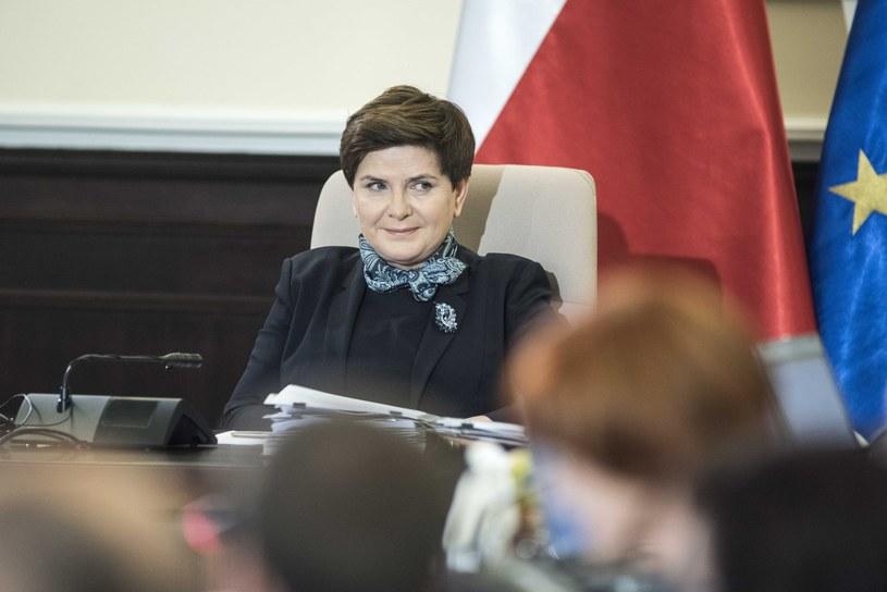 Ministrowie przez kilka godzin prezentowali osiągnięcia swoich resortów. Pojawiły się też pytania od premier /Jacek Dominski/REPORTER /East News