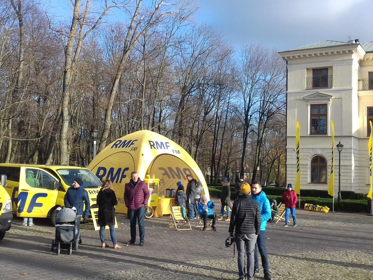 Mińsk Mazowiecki będzie Twoim Miastem w Faktach RMF FM! RMF 24