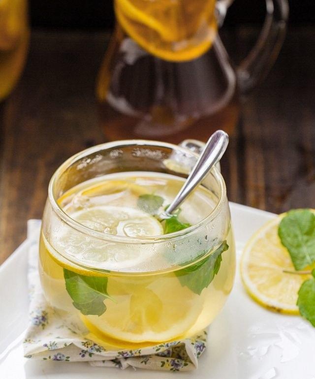 miód cytryna herbata /© Photogenica