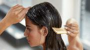 Miodowo-cynamonowa maseczka do włosów