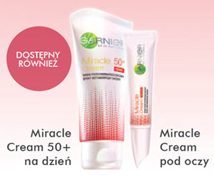 Miracle Cream /materiały promocyjne