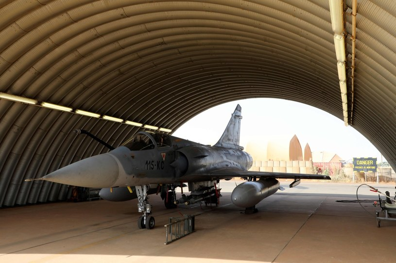 Mirage 2000-5 /AFP