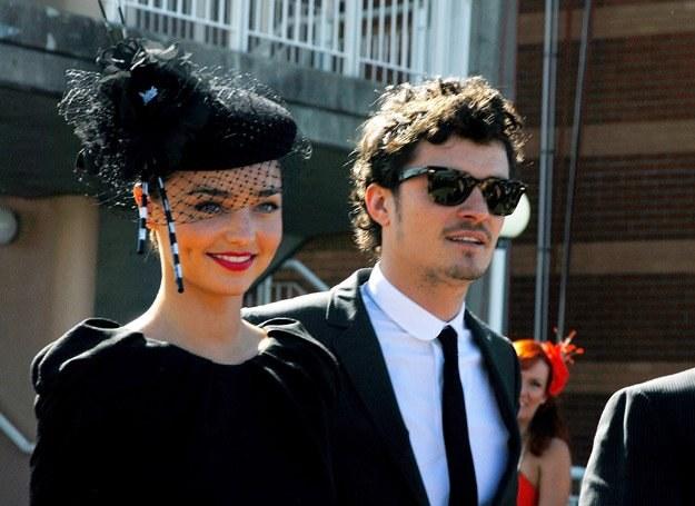 Miranda i Orly poznali się 4 lata temu temu na jednym z pokazów Victoria's Secret /Getty Images/Flash Press Media
