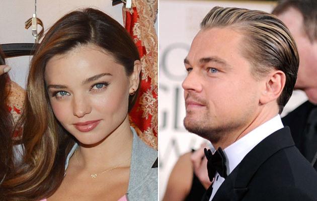 Miranda Kerr i Leonardo DiCaprio /Slaven Vlasic/Frazer Harrison /Getty Images