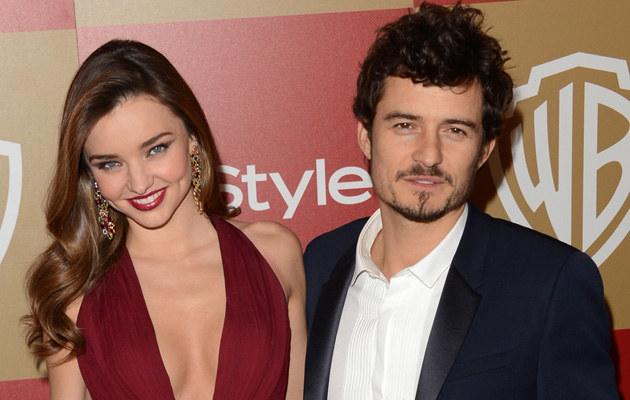 Miranda Kerr i Orlando Bloom rozstali się w 2013 roku /Jason Merritt /Getty Images