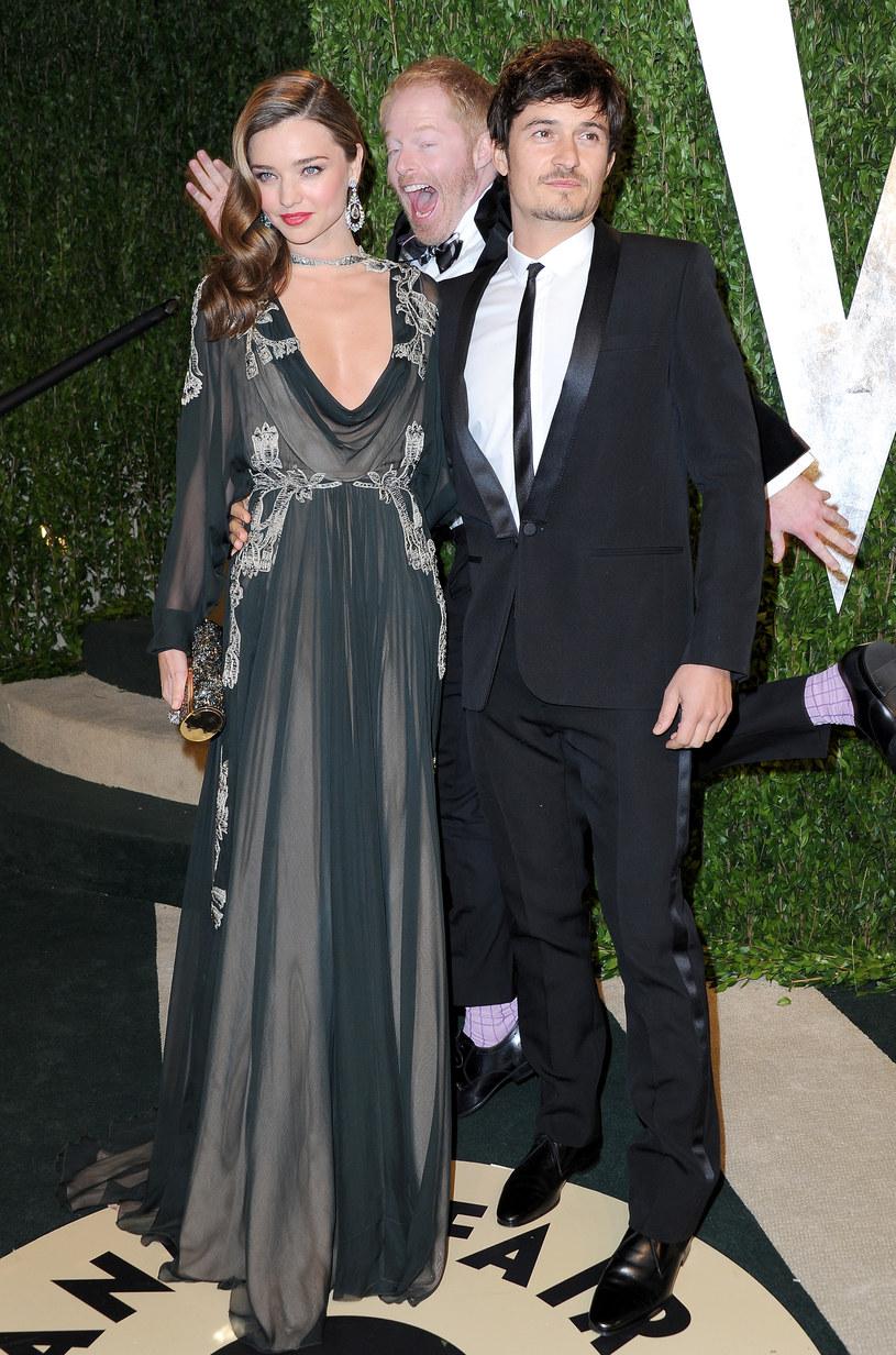 Miranda Kerr i Orlando Bloom /Pascal Le Segretain /Getty Images
