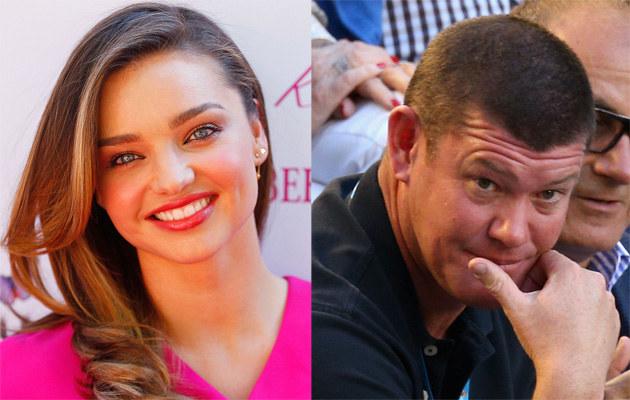 Miranda Kerr romansuje z miliarderem! /Brendon Thorne, Lucas Dawson /Getty Images