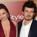Miranda Kerr romansuje z sobowtórem Orlando Blooma?