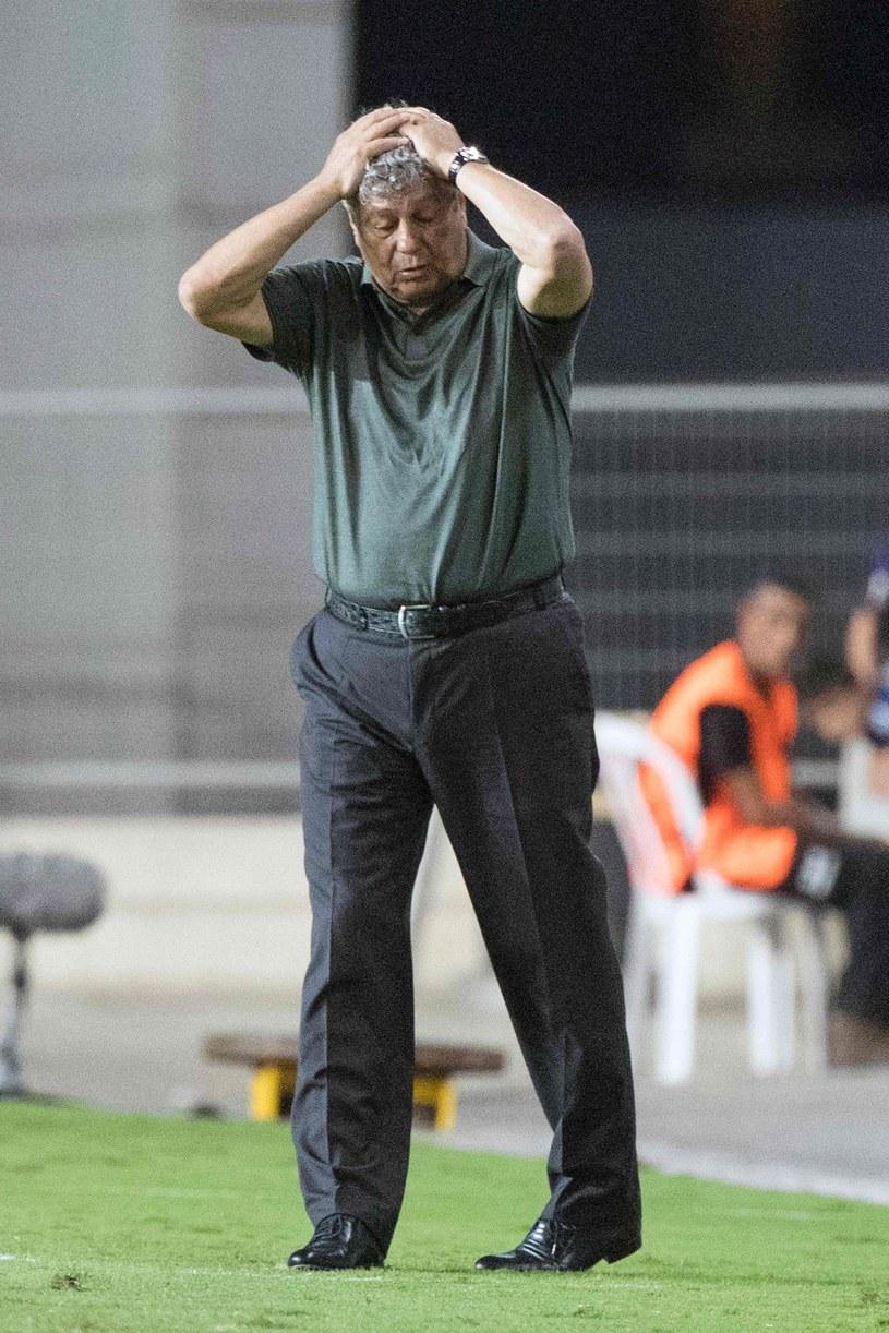 Mircea Lucescu /AFP